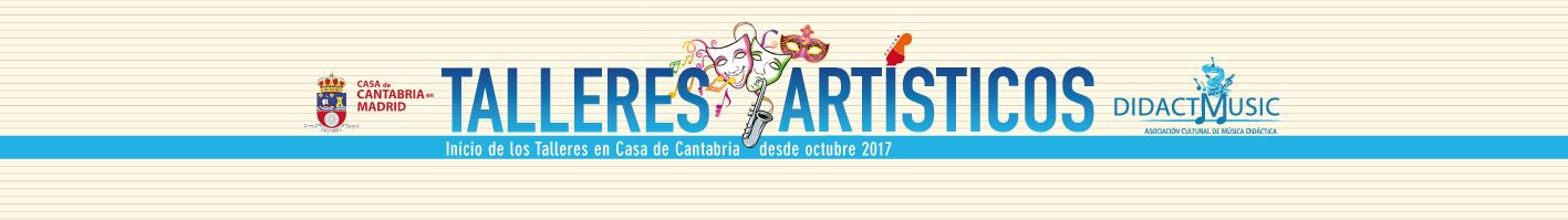 banner talleres artisticos