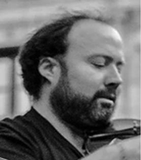 Israel-Guerrero-Rueda Profesor de violín en DM